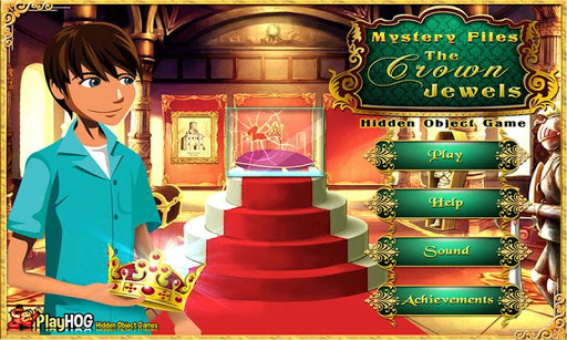 Crown Jewel Free Hidden Object