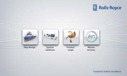 Rolls-Royce Marine Products