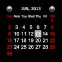 Julls' Calendar Widget Lite icon