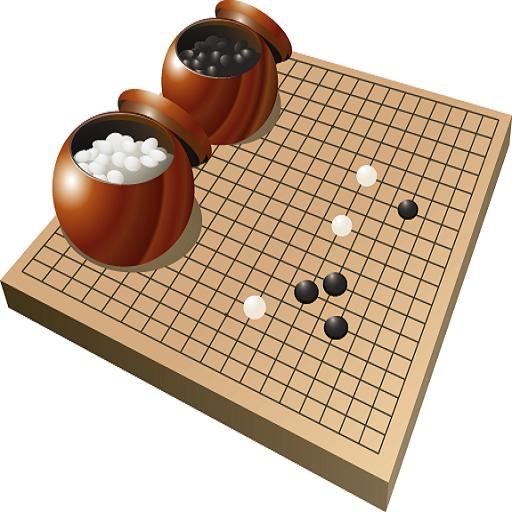 棋类游戏の囲碁定石 LOGO-HotApp4Game