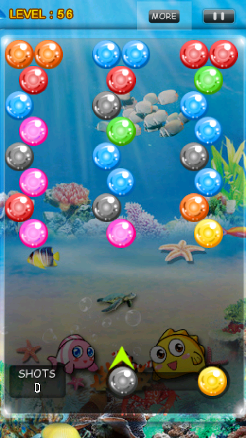 Bubble Saga - screenshot