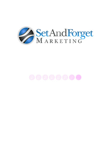 Set And Forget Marketing App