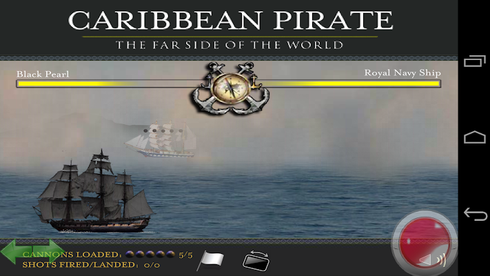 Caribbean Pirate - Battleship - screenshot