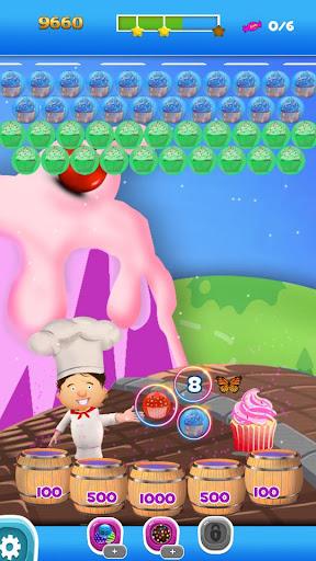 Bubble Cupcakes Crush