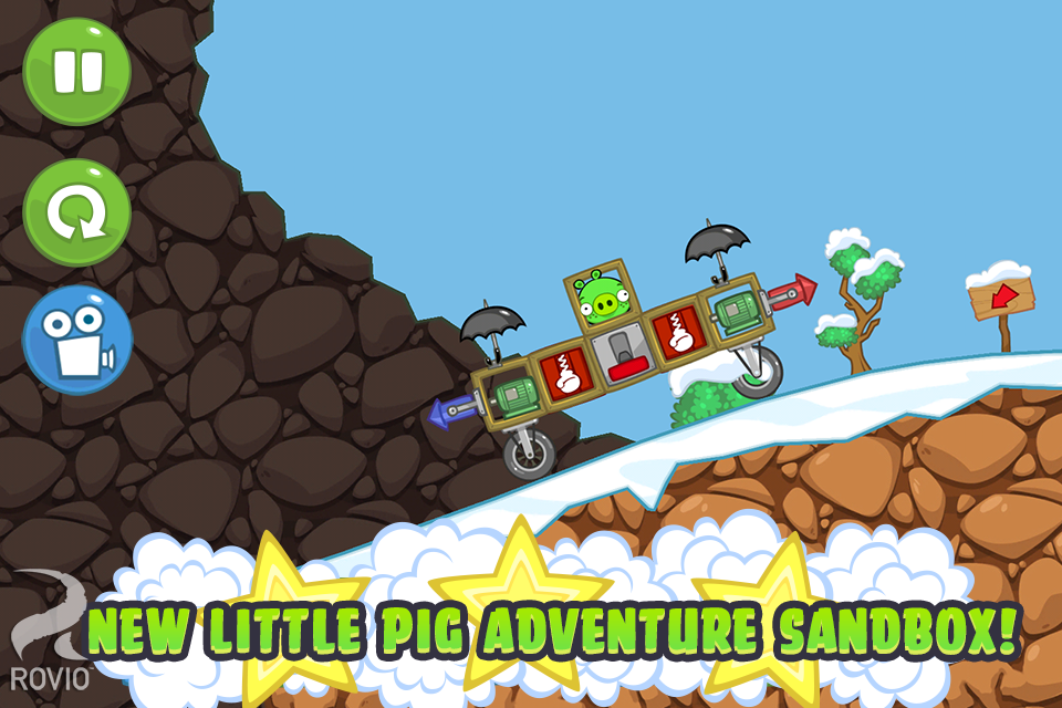 Bad Piggies - screenshot