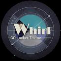 Whirl GO Locker Reward Theme icon