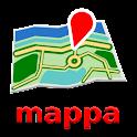 Malta Offline mappa Map icon