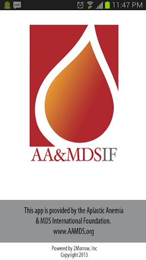 AA MDSIF Tracker