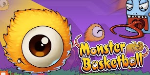 Monster Basketball screenshot for Android