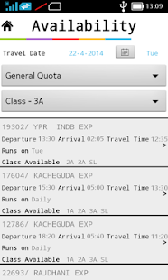 INDIAN RAILWAY AND SMS BOOKING- screenshot thumbnail