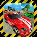 Super Car traffic Racing icon