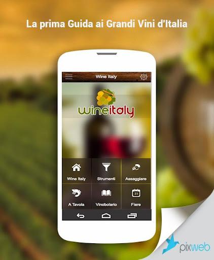 Wine Italy