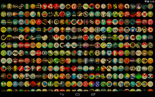Vintage Icon Pack Screenshot 7
