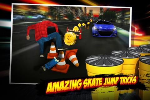 Street Extreme Race Skater