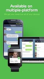 LINE: Free Calls & Messages Screenshot 4
