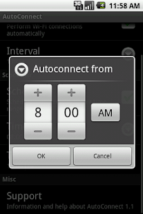 AutoConnect Free - screenshot thumbnail