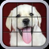 Puppy Tiles - Dog Puzzle