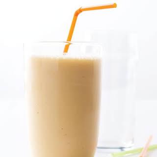 Nectarine-Yogurt Smoothie.