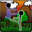 Sticky Ninja HD icon