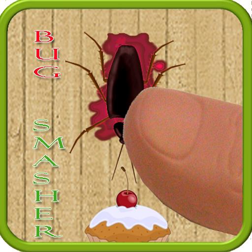 Bug Smashers LOGO-APP點子
