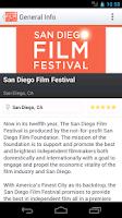 Screenshot of San Diego Film Festival 2013