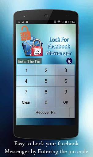 Lock for Facebook Messenger