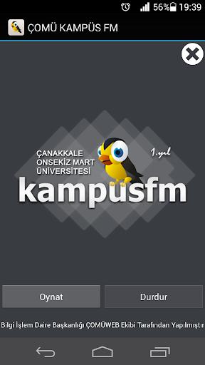 ÇOMÜ KAMPÜS FM