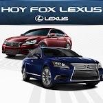 Hoy Fox Lexus