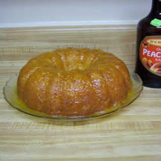 Fuzzy Navel Cake II.