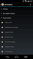 Screenshot of Secure Settings