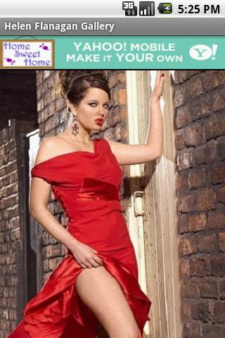 Helen Flanagan Gallery - screenshot