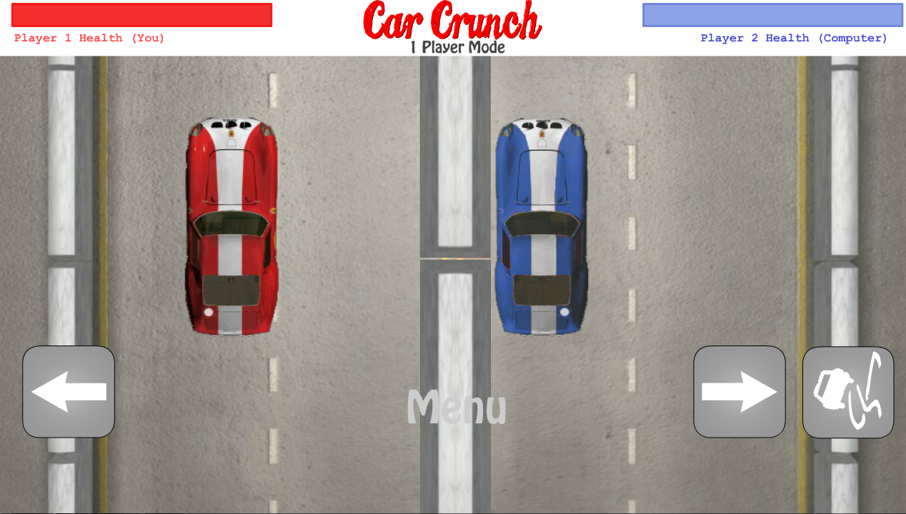 Car Crunch- screenshot