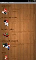 Screenshot of Brick Christmas examples