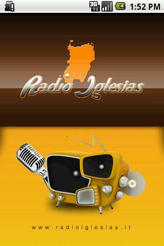Radio Iglesias- screenshot
