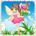 Beautiful Fairy DressUp icon