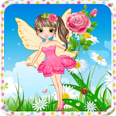 Beautiful Fairy DressUp
