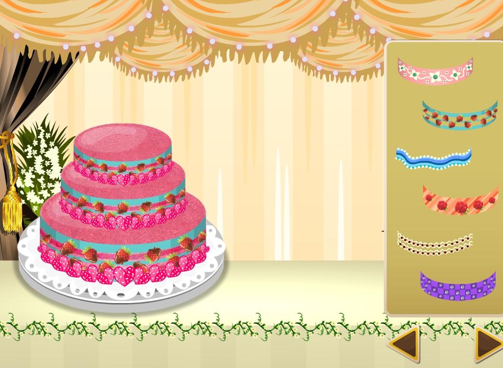 Baking Wedding Cakes Games amazing – navokal.com