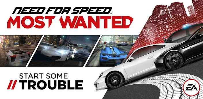 Need for Speed™ Most Wanted on Play Store