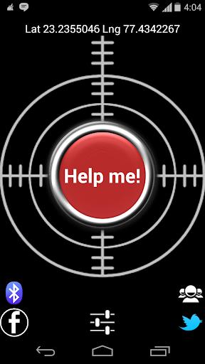 Help Me Radar