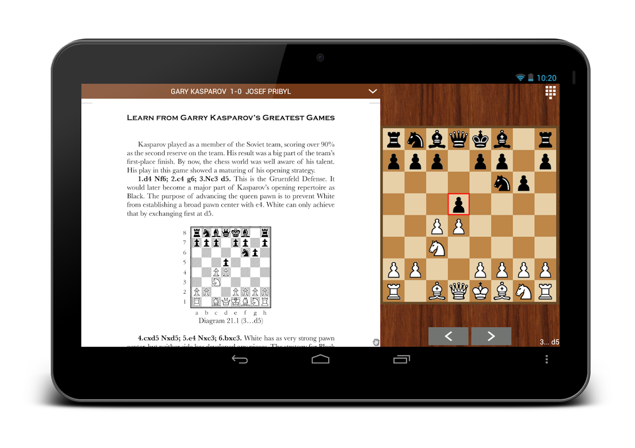 Chess Book Study ♟ Pro- screenshot