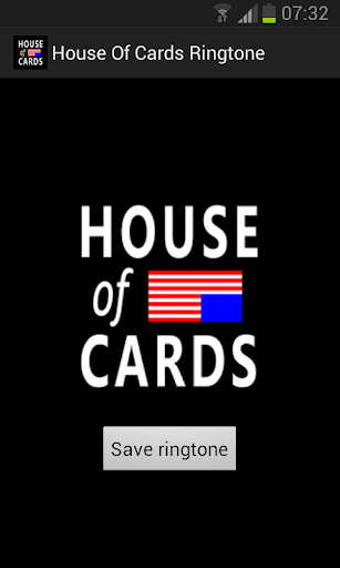 【免費音樂App】House Of Cards Ringtone-APP點子