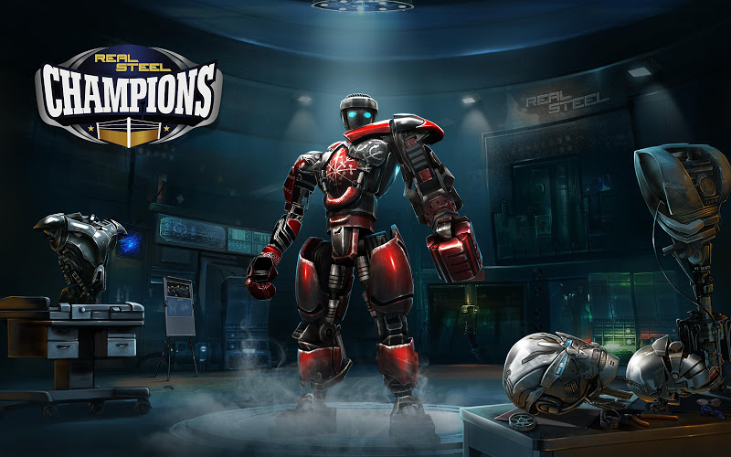 Real Steel Champions v1.0.4 Mod APK