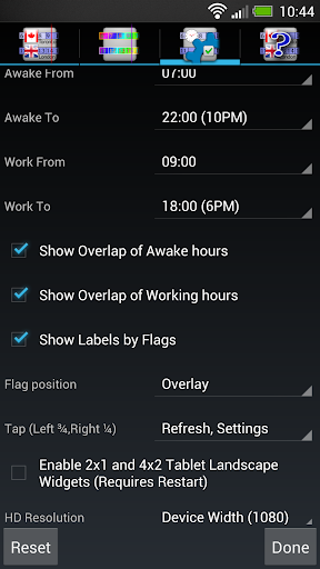 玩旅遊App|World Clock Widget (Trial)免費|APP試玩