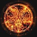 Demonic runner icon