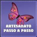 Artesanato Passo a Passo Já! icon