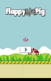 Flappy Flying Pig