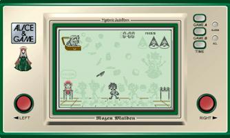 Screenshot of AliceGameWatch