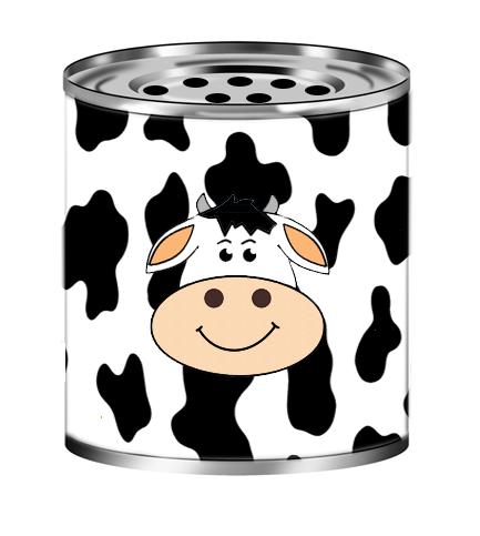 Minion lata de vaca