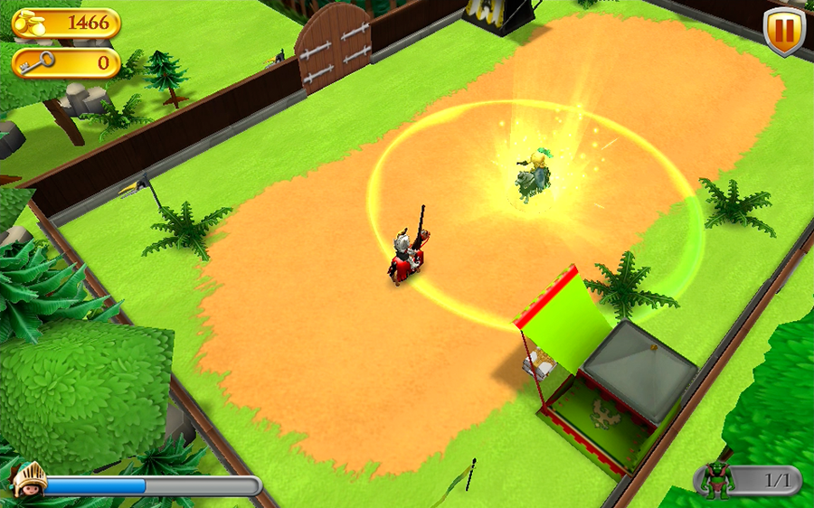 PLAYMOBIL Knights screenshot 2