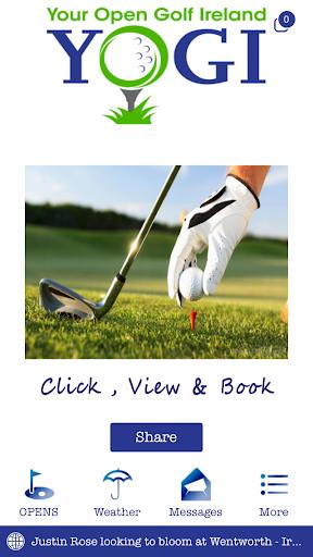 Your Open Golf Ireland YOGI
